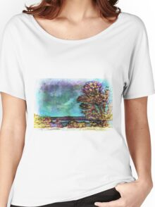 Tree in the park Women's Relaxed Fit T-Shirt