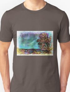 Tree in the park Unisex T-Shirt
