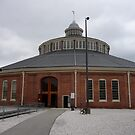 B&O Railroad Museum, Baltimore, Maryland by nealbarnett