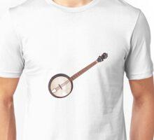 Jazzy ABC - The Banjo Unisex T-Shirt