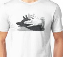 Hand shadow Dog  Unisex T-Shirt