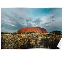 Ayres Rock - Uluru Poster