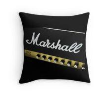 Marshall lovers Throw Pillow