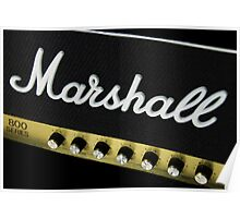 Marshall lovers Poster