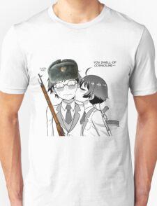 /k/ommando Love /y/ style Unisex T-Shirt
