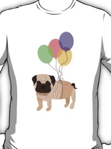 Pug in the sky T-Shirt
