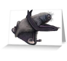 Anurognathus, the tiny pterosaur Greeting Card
