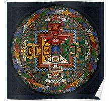 Mandala of Yamantaka Poster