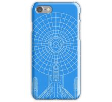 Star Trek - Faux Enterprise Blueprint iPhone Case/Skin
