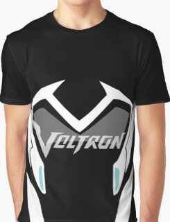 Helmet of Voltron Graphic T-Shirt