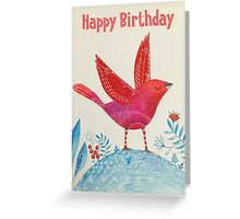HAPPY BIRTHDAY WISHES Greeting Card