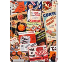 Halloween Candy Collage iPad Case/Skin