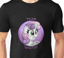 Team Sweetie Belle! Unisex T-Shirt