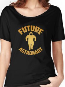 Future Astronaut Women's Relaxed Fit T-Shirt