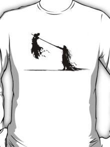 Cloud and Sephiroth T-Shirt