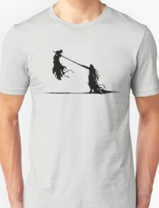 Cloud and Sephiroth T-Shirt