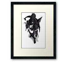 Vayne Framed Print