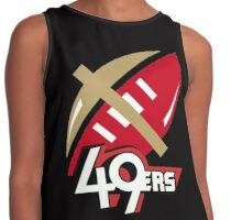 SF 49ers Contrast Tank