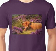 Highland and Heather Unisex T-Shirt