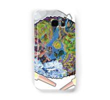 Island Of Angels Samsung Galaxy Case/Skin