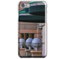 Orbs on Las Olas Three and Then Some iPhone Case/Skin