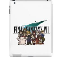 Final Fantasy Vll iPad Case/Skin