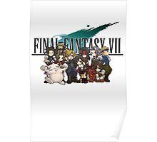 Final Fantasy Vll Poster