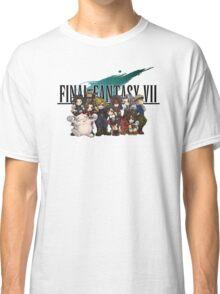 Final Fantasy Vll Classic T-Shirt
