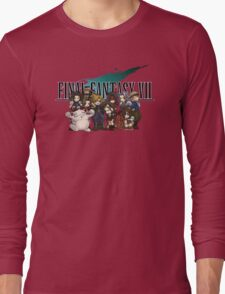 Final Fantasy Vll Long Sleeve T-Shirt