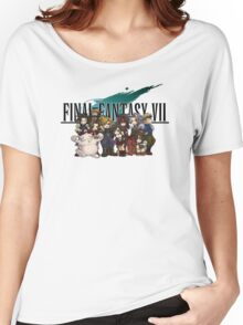 Final Fantasy Vll Women's Relaxed Fit T-Shirt