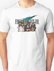 Final Fantasy Vll T-Shirt