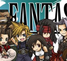 Final Fantasy Vll Sticker