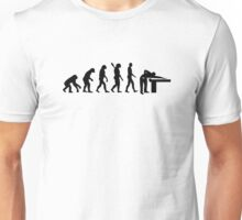 Evolution Billiards Unisex T-Shirt
