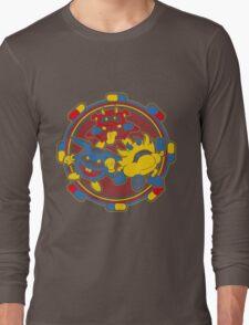 Virus (Dr Mario) Long Sleeve T-Shirt