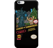 League of Summoners iPhone Case/Skin
