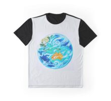 Planet Earth Graphic T-Shirt