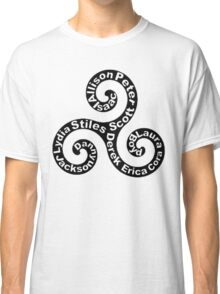 Triskellion - Names Classic T-Shirt