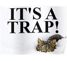 It's a TRAP! Poster