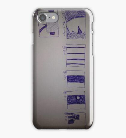 M.D. Storyboard iPhone Case/Skin