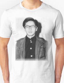 Japanese Hero - Otoya Yamaguchi Unisex T-Shirt