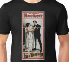 Performing Arts Posters Mr James K Hackett in The tree of knowledge by RC Carton 1453 Unisex T-Shirt
