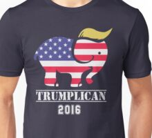 "Trumplican 2016. Trump  ""Make America Great Again"" Unisex T-Shirt"