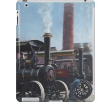 Southampton Bursledon brickworks open day iPad Case/Skin