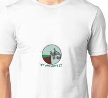 Ober Squanch - Rain Hammer Time Unisex T-Shirt
