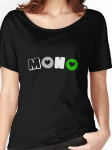 Mono Andro (Androphilia) Women's Relaxed Fit T-Shirt