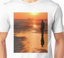 Three Gormley Iron Men Unisex T-Shirt