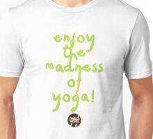 Mad Yogi # 6 Unisex T-Shirt