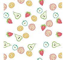 Fruit slices Photographic Print