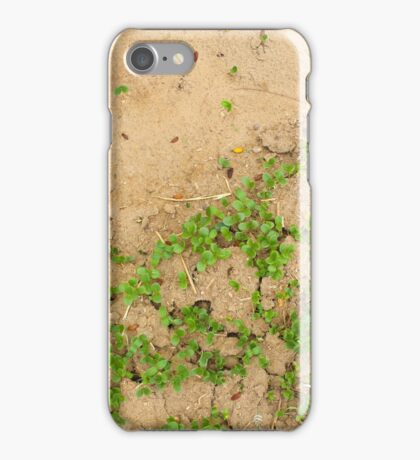 Earth is Green iPhone Case/Skin