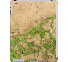 Earth is Green iPad Case/Skin